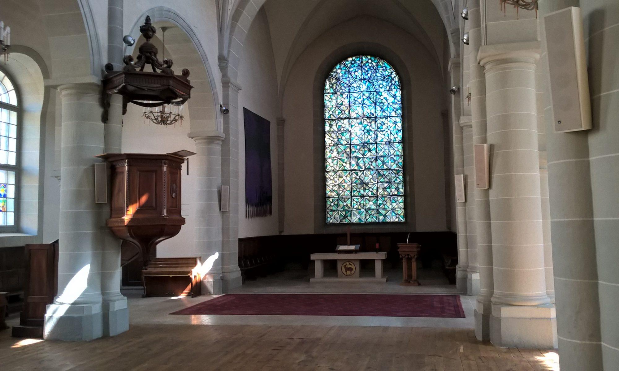 Sainte-Claire Vevey