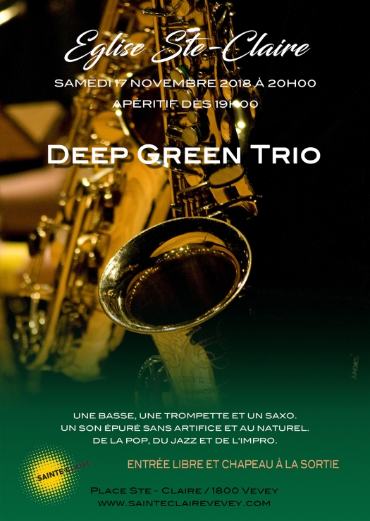 Deep-Green-Trio